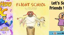 Superhero Storytime: Flight