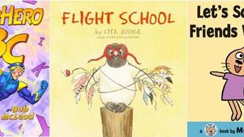 Superhero Storytime: Flight