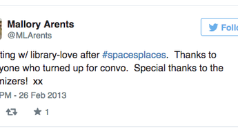 SPACES + PLACES ON STORIFY