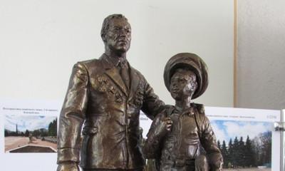 В Курске выбрали проект памятника Ветерану