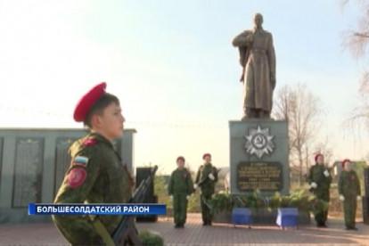 В списках не значился: на курском памятнике ВОВ появились новые имена