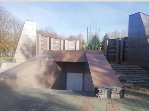 Администрация Пятигорска: документы для восстановления Памятника ВОВ уже подготовлены