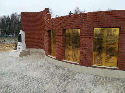 Строящийся мемориал в Сурке осмотрел руководитель Марий Эл