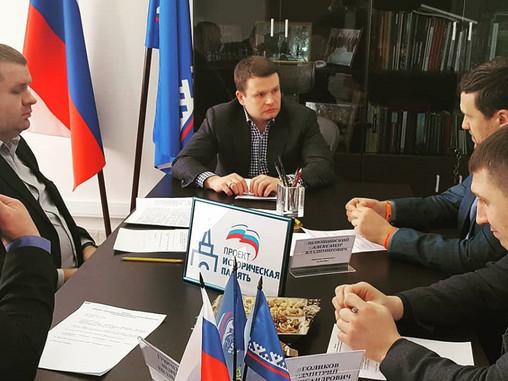 На Ямале планируют ревизию памятников и захоронений участников Великой Отечественной