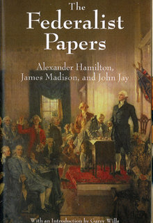 722 - THE FEDERALIST PAPERS