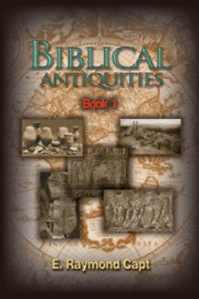 820 - BIBLICAL ANTIQUITIES  Book 1