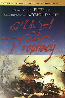 399 – THE U.S.A. IN BIBLE PROPHECY