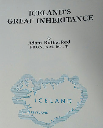 322 – ICELAND, LIGHT TO THE NATIONS By Adam Ruther