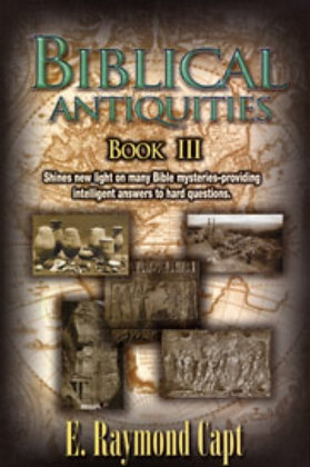 822 - BIBLICAL ANTIQUITIES   Book 3