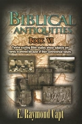 826 - BIBLICAL ANTIQUITIES   Book 6