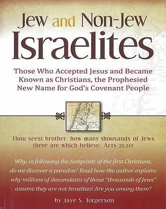 849 - JEW AND NON-JEW ISRAELITES