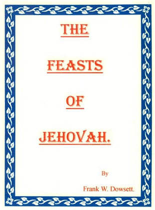 796  THE FEAST OF JEHOVAH