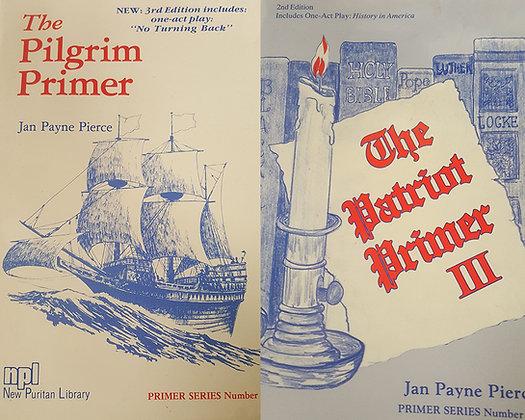 419 – THE PILGRIM PRIMER AND THE PATRIOT PRIMER