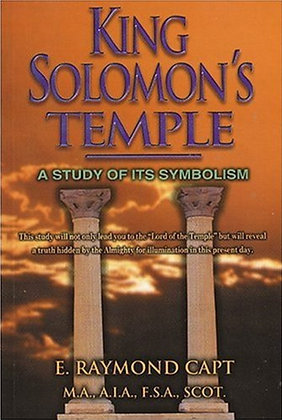 344 – KING SOLOMON'S TEMPLE