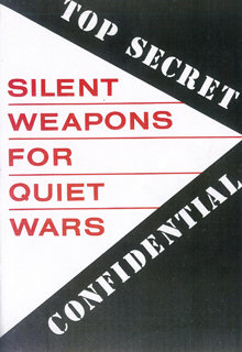 747 - SILENT WEAPONS FOR QUIET WARS  FREE