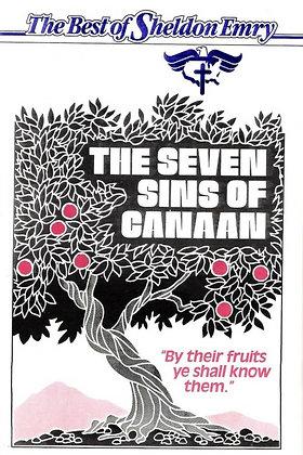 110 – SEVEN SINS OF CANAAN