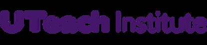 institute horizontal logo - full purple_