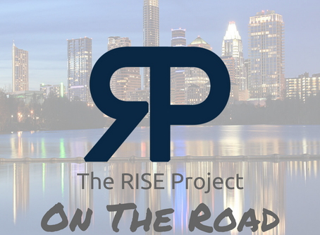 The RISE Project ON THE ROAD