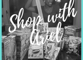Shop with Ariel