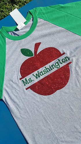 Custom Educator T-Shirts