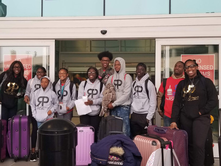 D.C. - Maryland - Virgina - New York Trip