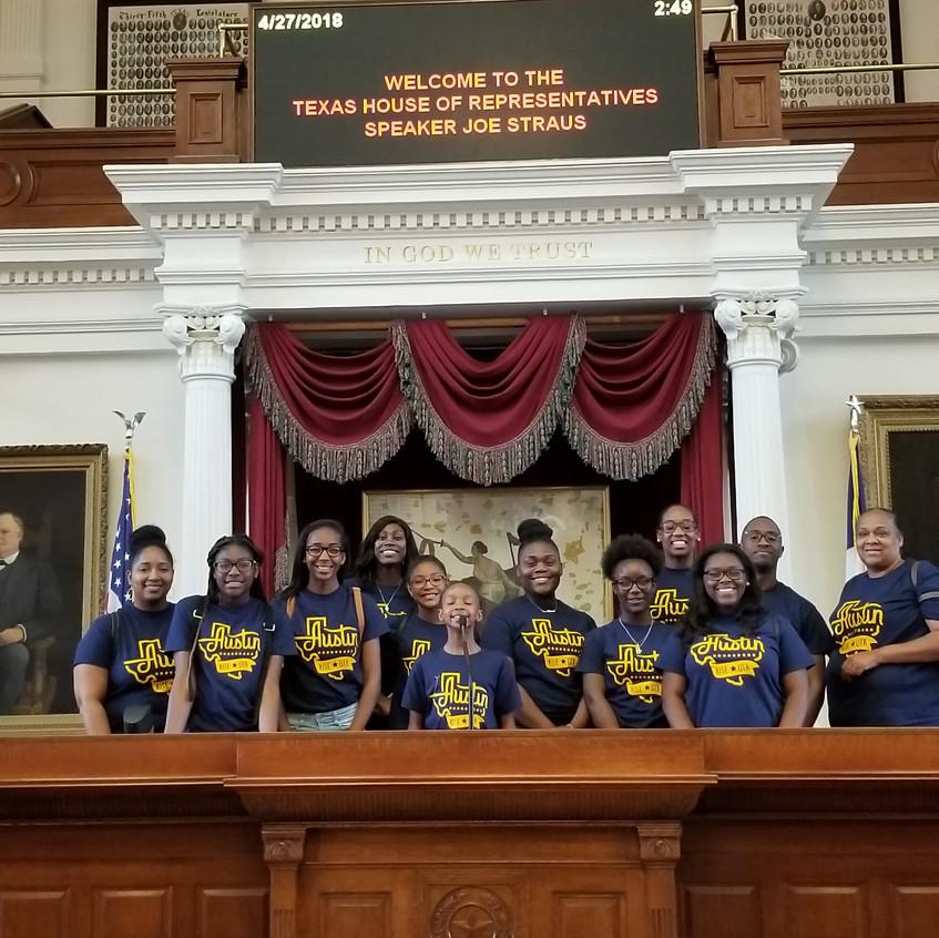Texas House of Representatives Floor