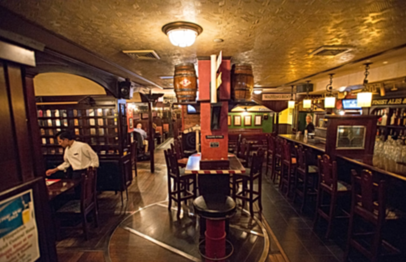 One of the best Irish pubs in New York