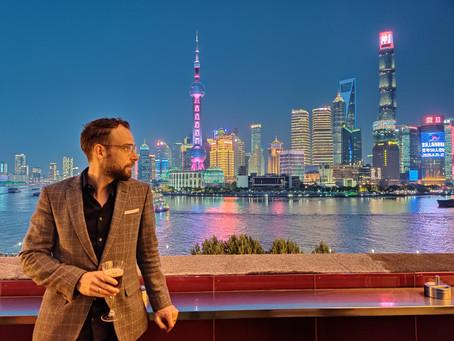 Weekly Blog #20 - Rediscovering Shanghai - rediscovering appreciation...