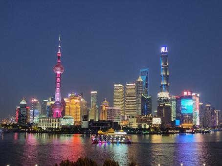 Weekly Blog #55 - Halftime in Shanghai...