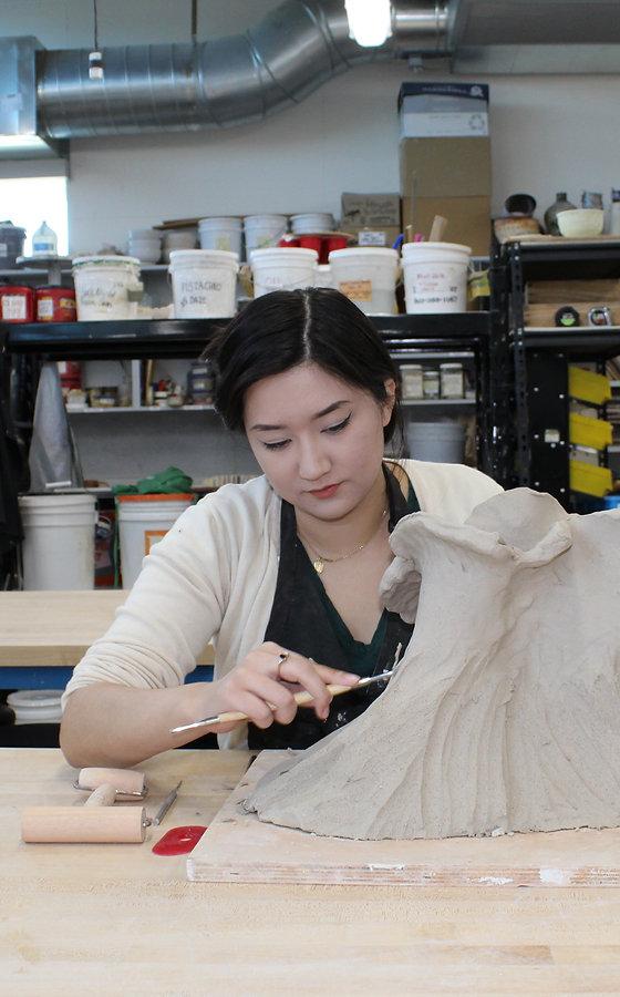Hallie Maxwell Sculptor.JPG