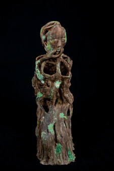The Arboresque Woman