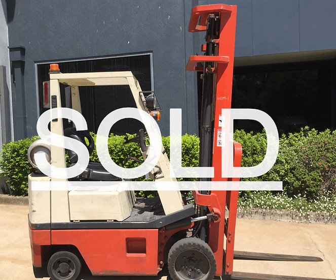 NISSAN CH01A15U SOLD! NEED ONE? CONTACT BRUCE.