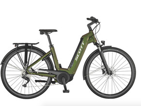 eBike rentals for trips and events.
