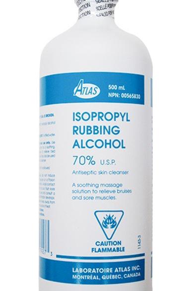 Alcool à friction 70%