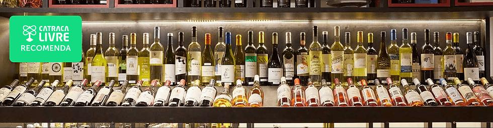 cafeteria e vinho