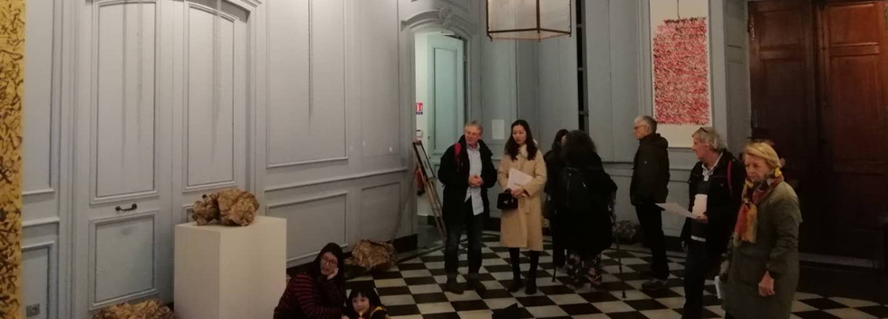 Voyage à tarvers l'art chinois