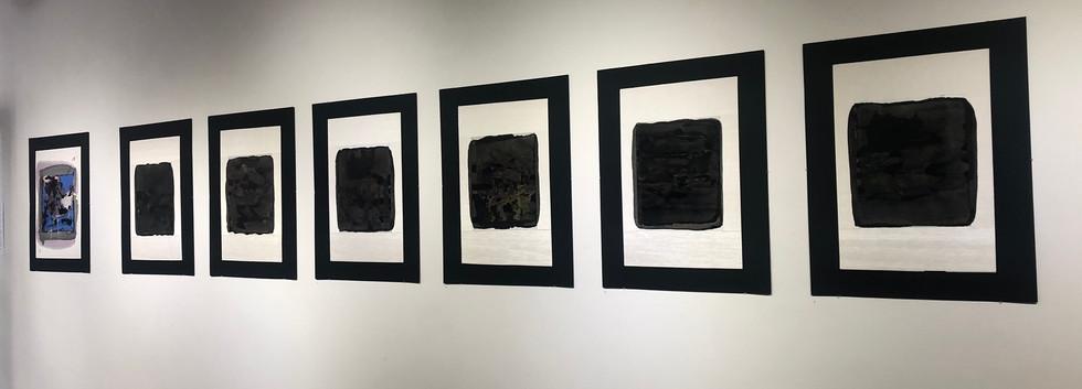 Contexte, série paysages intérieurs