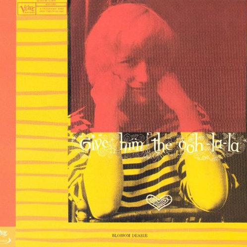 Blossom Dearie Give Him The Ooh-La-La - Audio CD