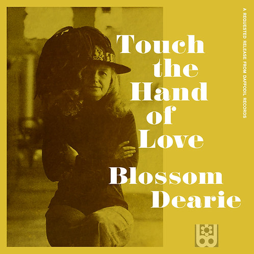 Blossom Dearie Touch The Hand of Love - Digital Single