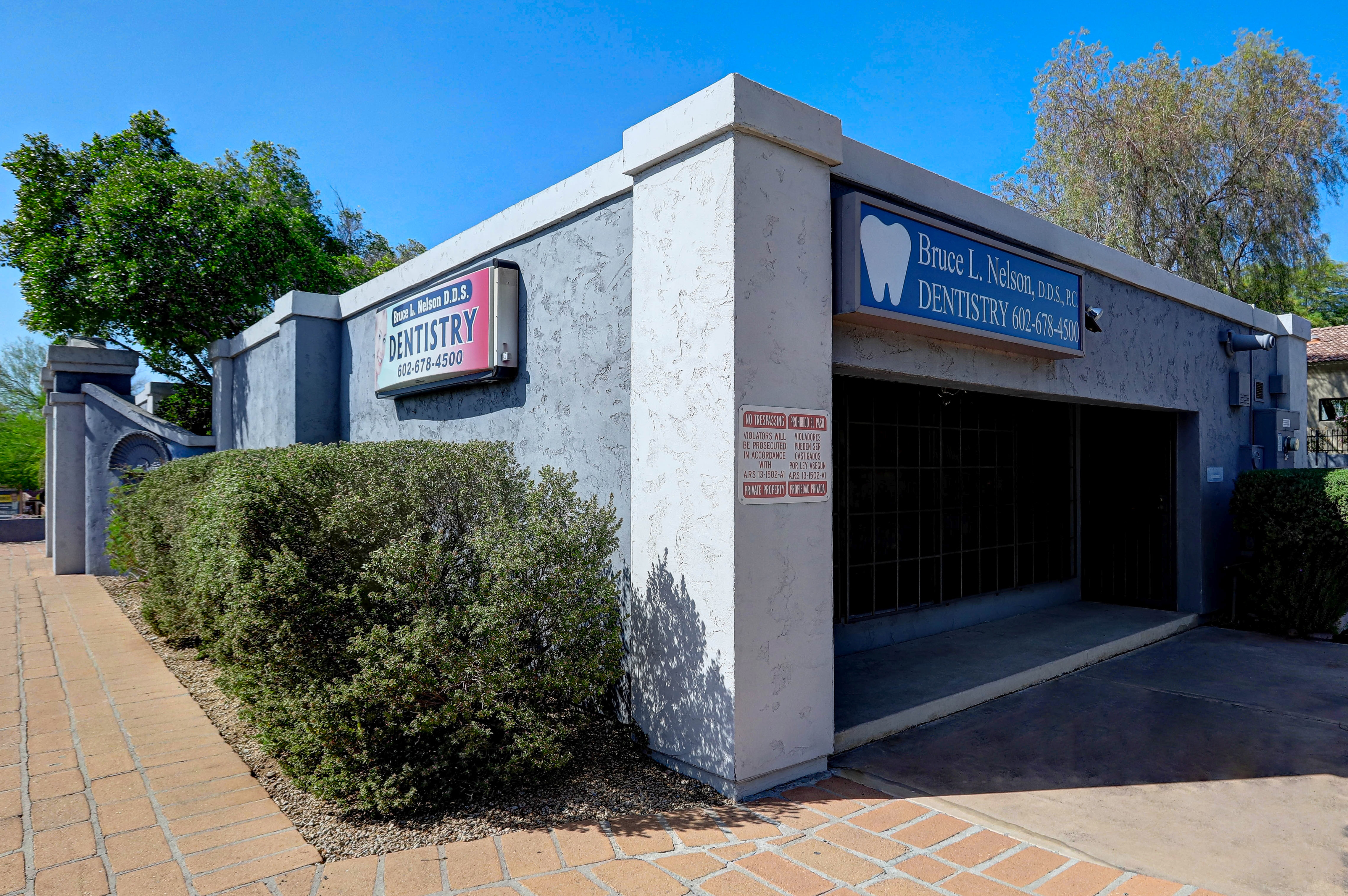 Bruce Nelson DDS Office