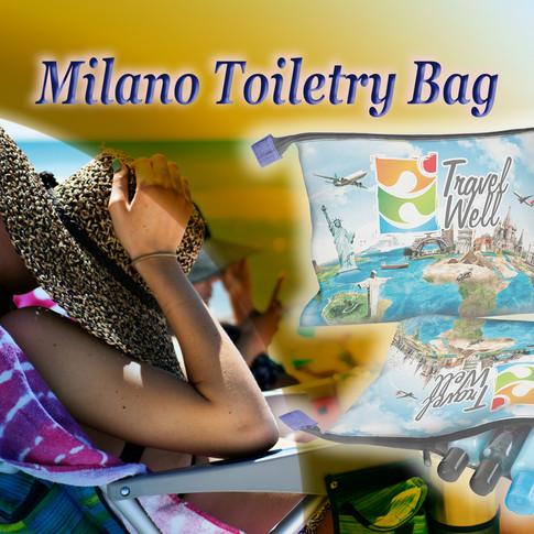 Milano Toiletry Bag
