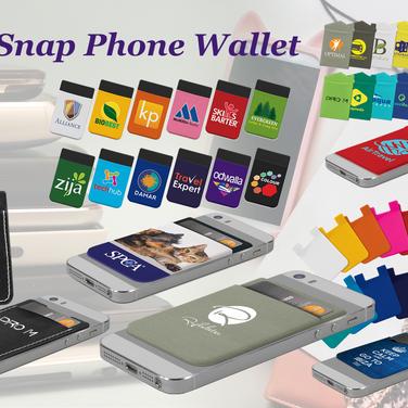 Snap Phone Wallet