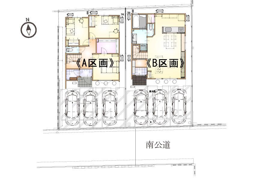 前橋表町第1期全2区画配置-01.jpg