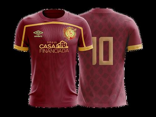 Camisa Oficial Sport Club Recife + MCF
