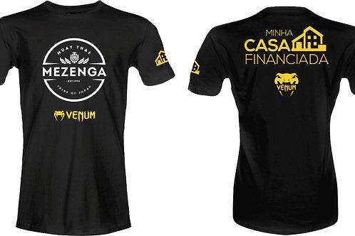 Camisa Oficial Mezenga  + MCF +VENUM