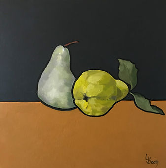 Pear and a Quince - Leanne Booth.jpg