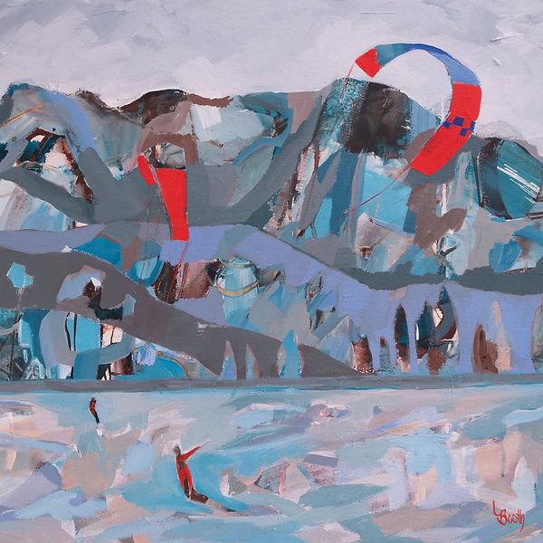 Gisborne Kite Sailing by Leanne Booth 30
