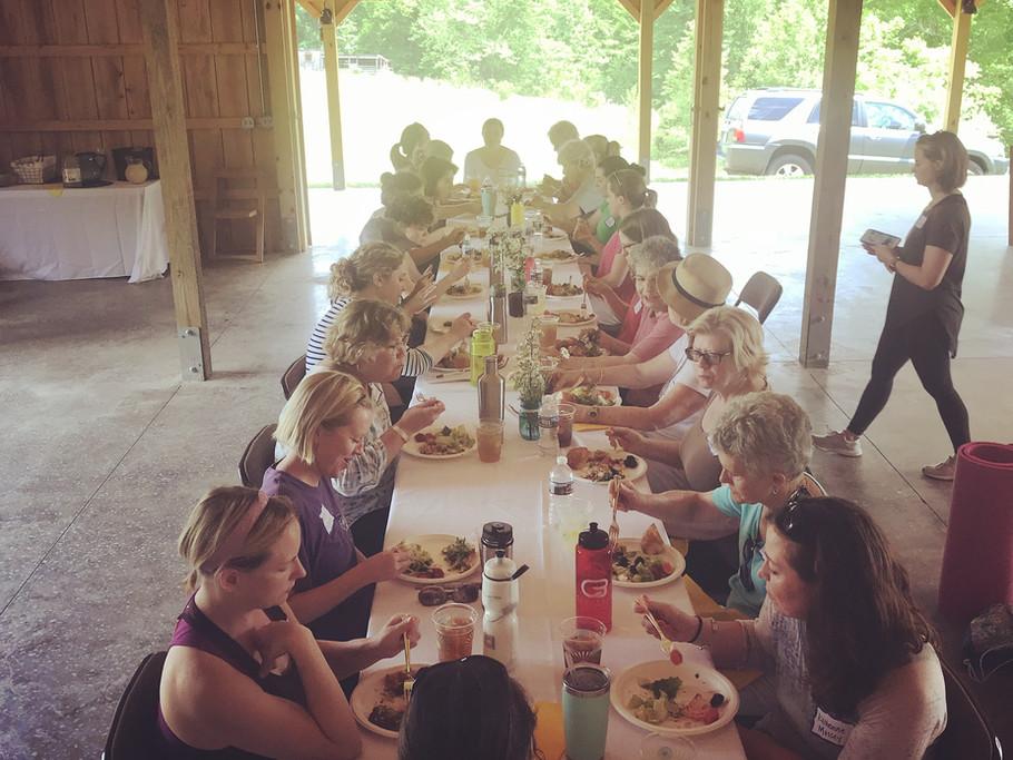 Women's Retreat Luncheon