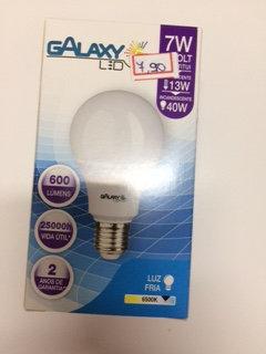 LAMPADA LED 07W A60 - GALAXY