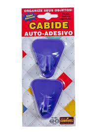 CABIDE AUTO ADESIVO